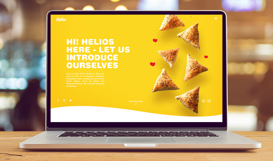 Helios Website
